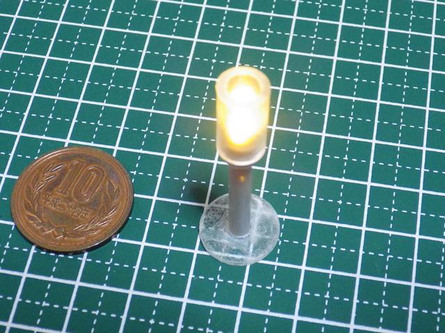 ミニチュア工作に最適!?釣具用LED『ミライト』を活用する