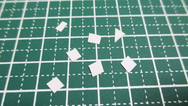 【ミニチュアフード】氷と豆腐の作り方