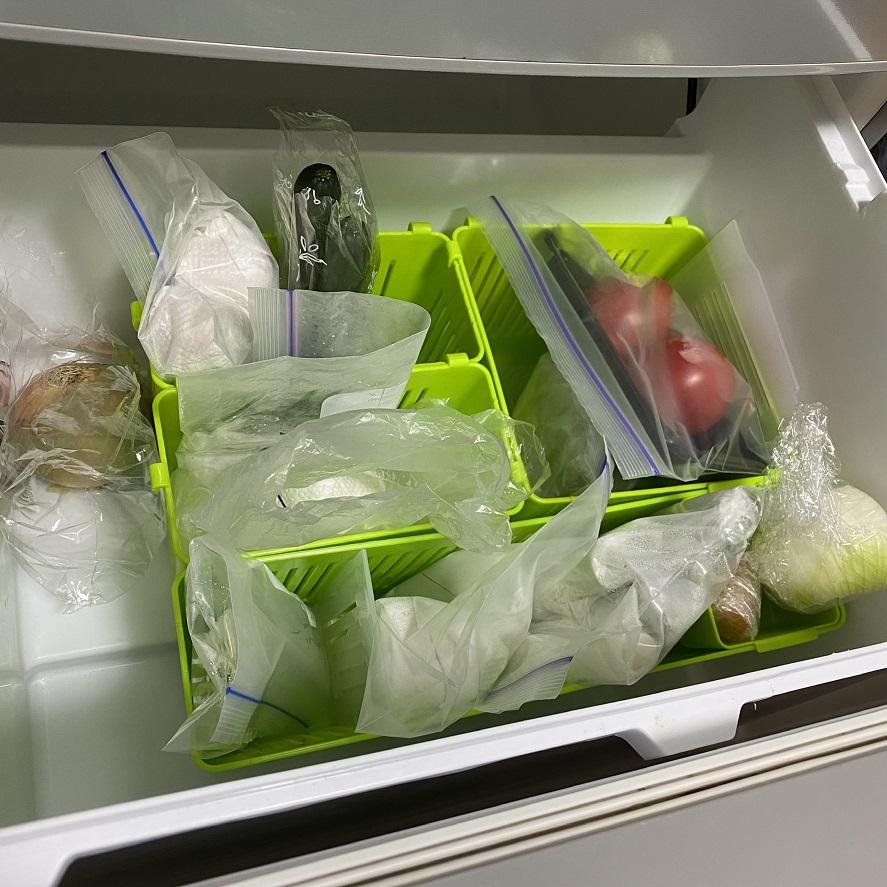 野菜室用のかご