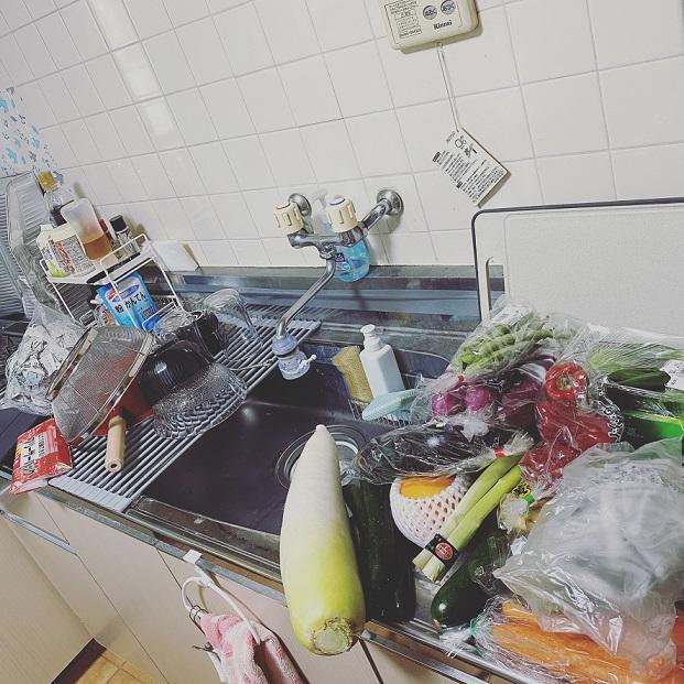 たくさんの野菜♪