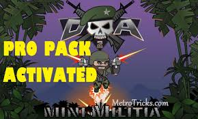 mini militia unlimited health mod apk and unlimited bullets