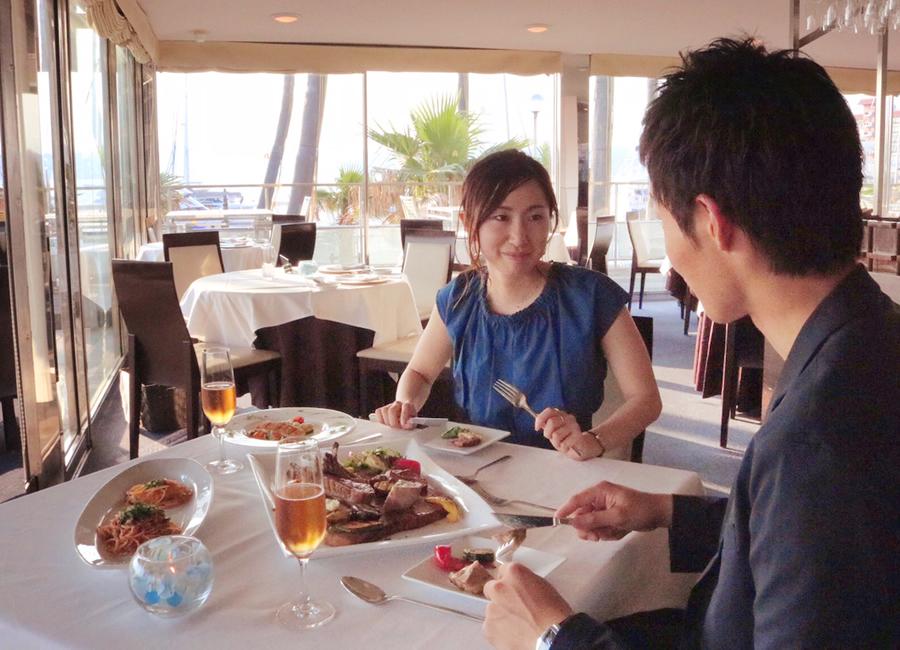 緊張しすぎて震えるサプライズディナー!リストランテAO 逗子マリーナにのんびり食べる場合じゃないディナーがある
