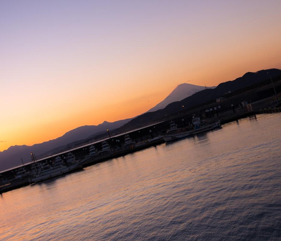 平塚須賀の漁港