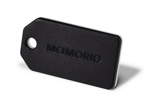 MAMORIOマモリオの無線タグ