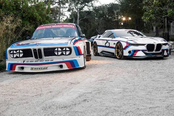 BMWが自動運転でドリフト