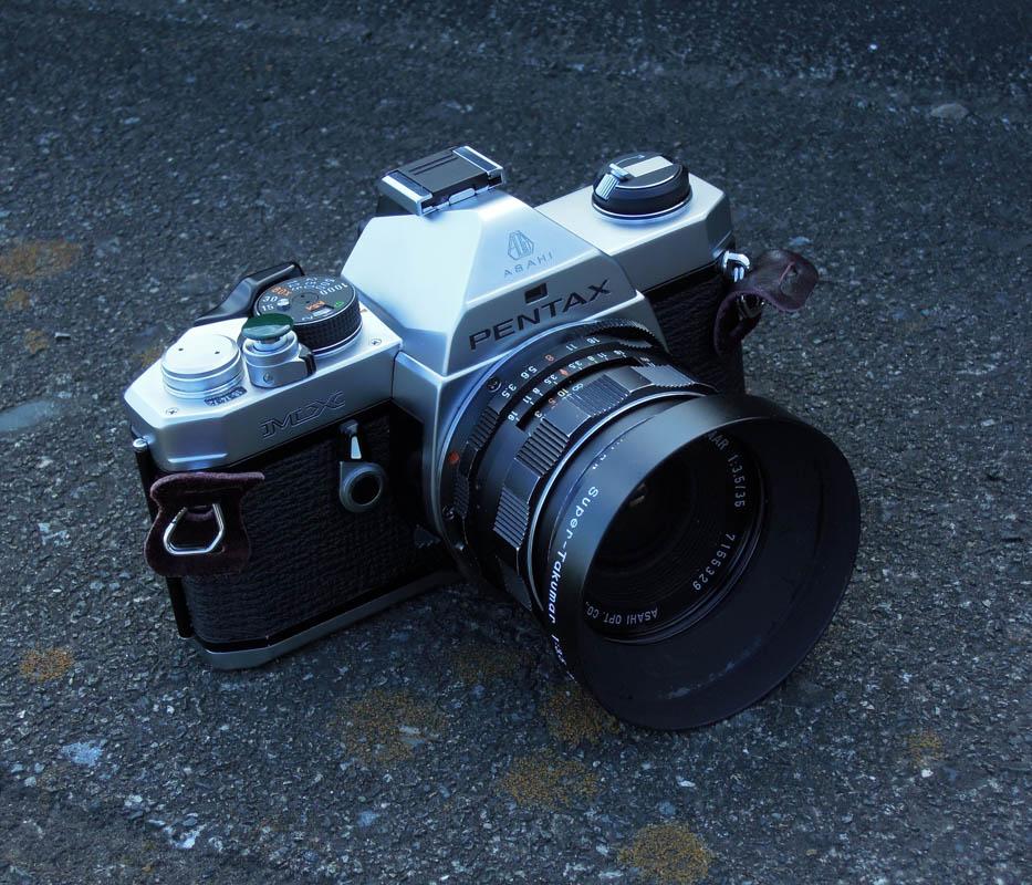 SMC TAKUMAR 35mm f3.5
