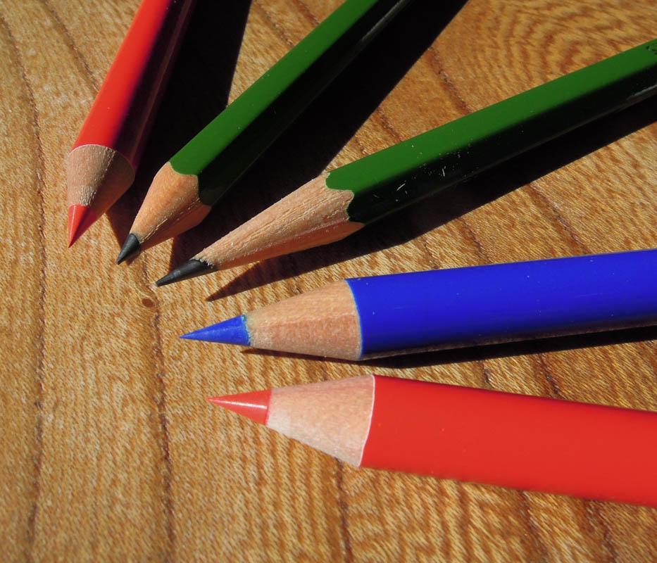 100均の鉛筆