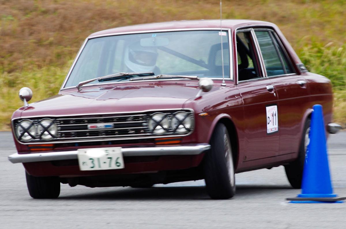 湘南ヒストリックカークラブ第56回大磯ミーティング(SHCC大磯ジムカーナ)