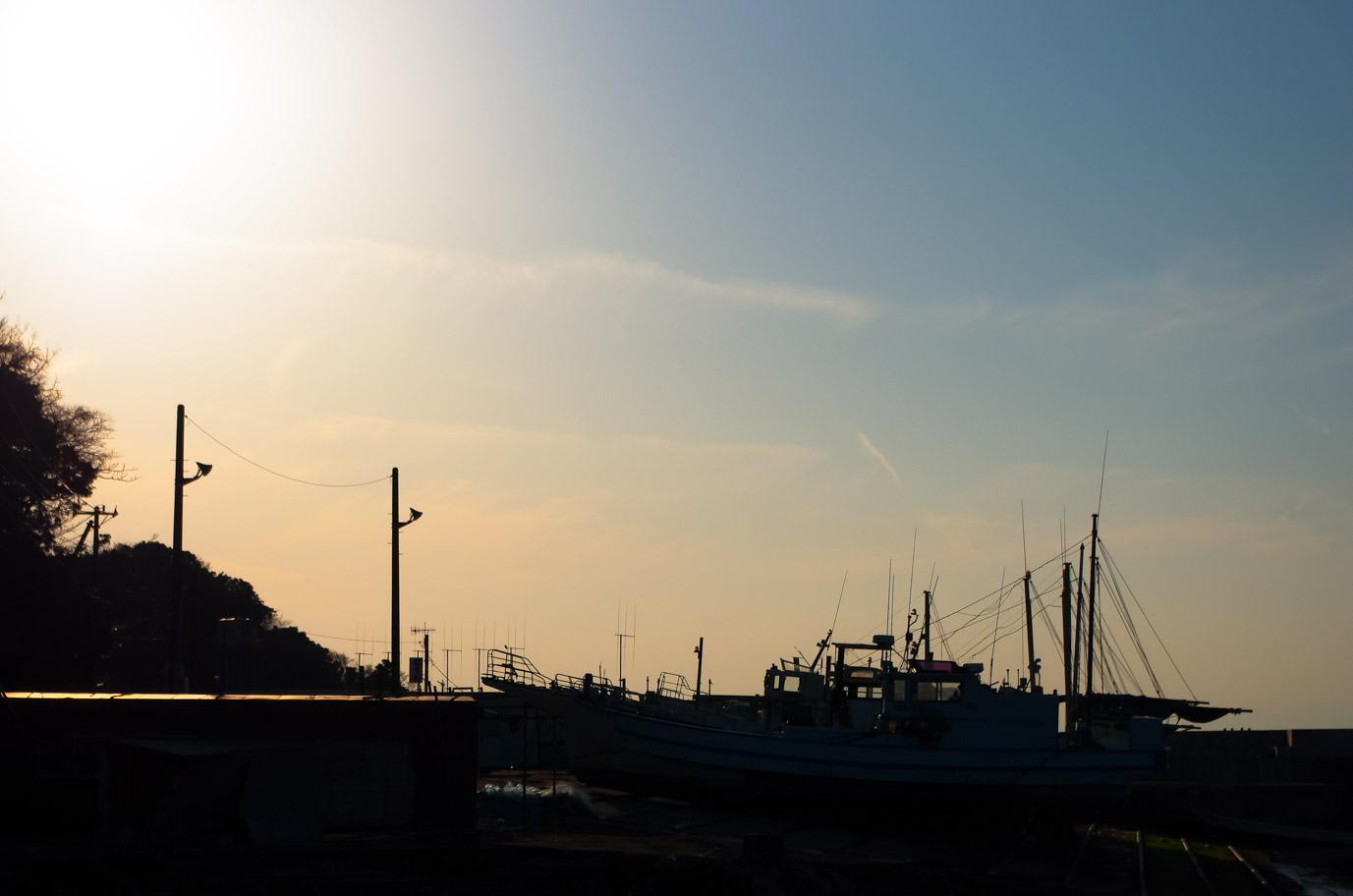 長井荒井漁港