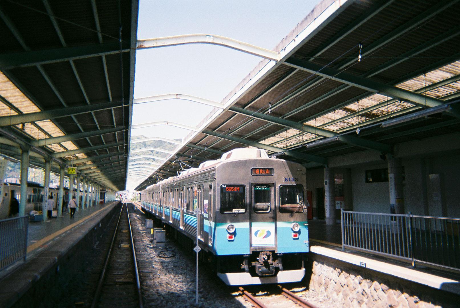 伊豆急下田駅で撮りました