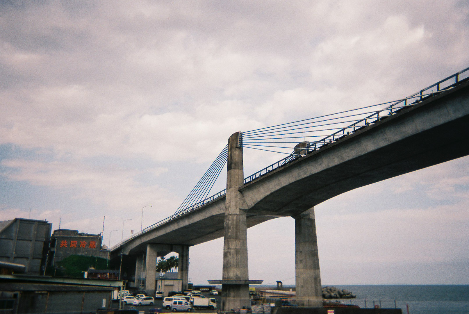 早川漁港を歩きました