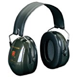 防音用イヤーマフ Peltor H520F