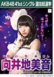 【向井地 美音】AKB48 僕たちは戦わない 41st シングル選抜総選挙 劇場盤限定 ポスター風生写真 チームK