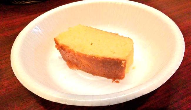 ちょこぺん先生の米粉パウンドケーキ