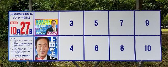参議院 補欠 選挙 埼玉