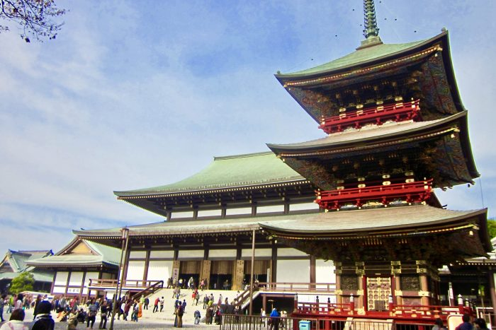 パワースポットで英語力を磨こう!成田の観光名所5選