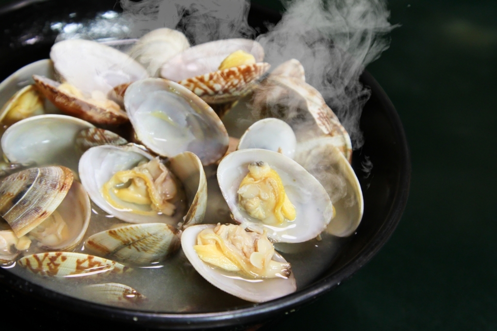 あさりの味噌汁の作り方: