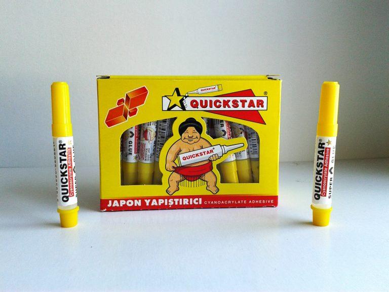トルコでは、瞬間接着剤を「日本糊」と呼ぶ!