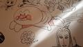 2018.11.11京都国際マンガミュージアム/旧前田珈琲/壁画1