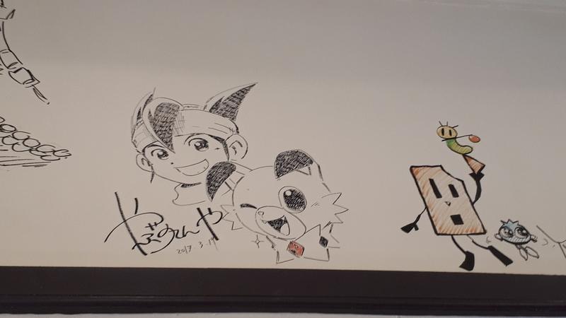 2018.11.11京都国際マンガミュージアム/旧前田珈琲/壁画13