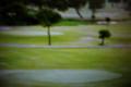 河原のゴルフ場