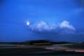 夜に向かう雲2