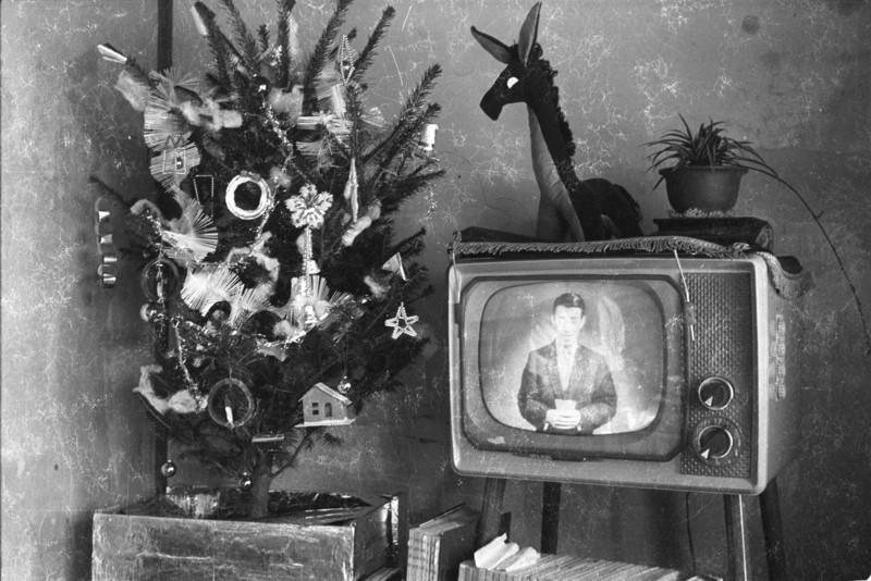 1960年(たぶん)の12月