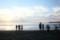 初日の出 茅ヶ崎海岸