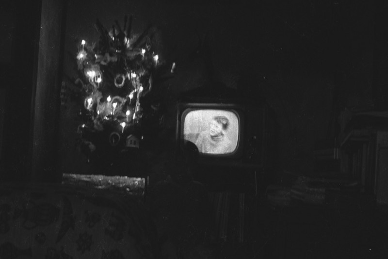 1960年のクリスマス