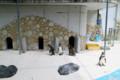 桐生が岡動物園のペンギン