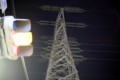 鉄塔と信号
