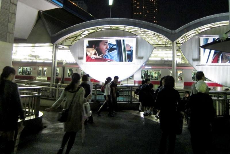 6年前の渋谷