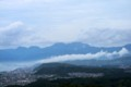 雲の湧く場所