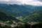 山間の集落