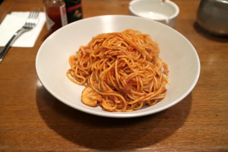 ロンディーノのスパゲッティ