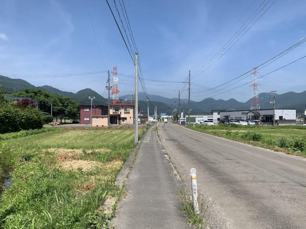 川渡温泉県道267号