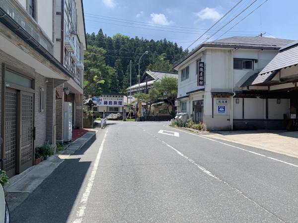 川渡温泉旅館街
