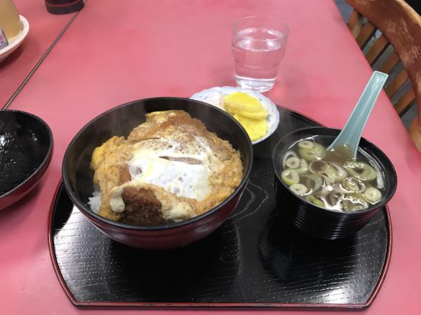 すずもと食堂かつ丼