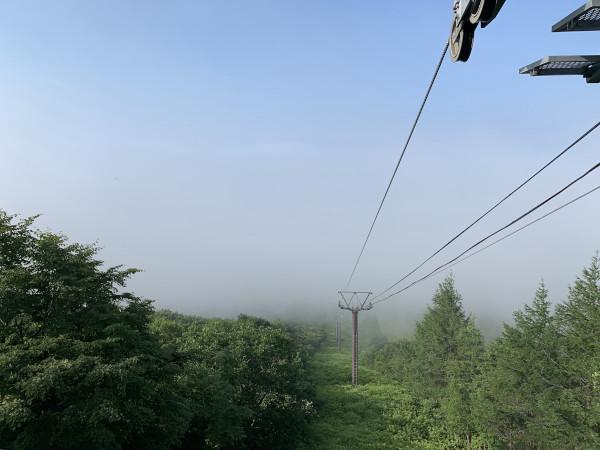 磐梯山ゴンドラ