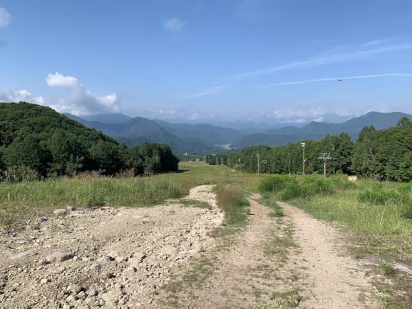 七ヶ岳ゲレンデ
