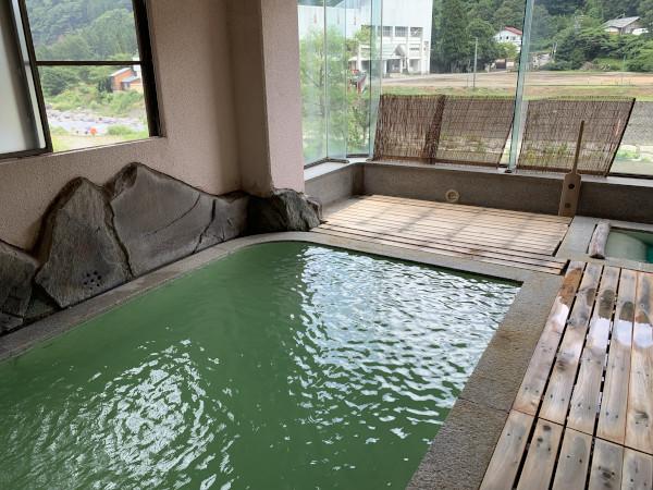 秀清館 内風呂