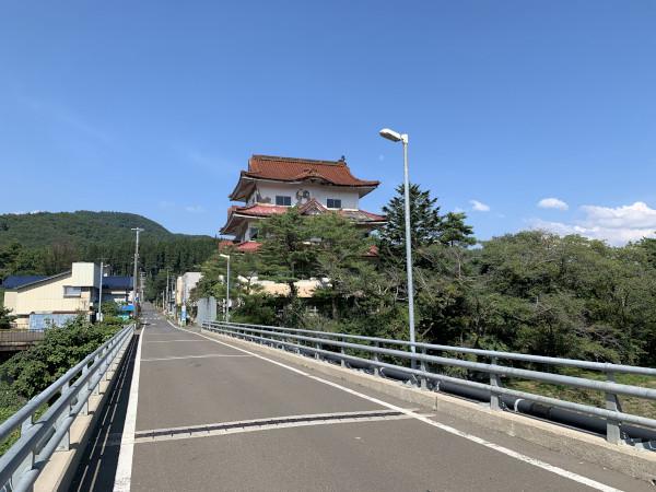 大滝温泉 旅館跡