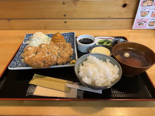 めし屋大館 チキンカツ定食