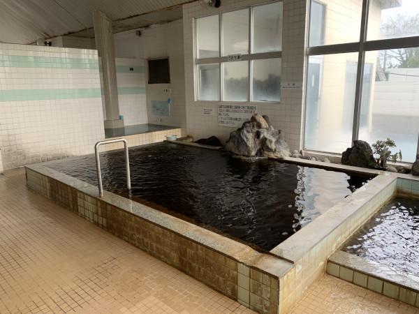 ポパイ温泉 浴槽