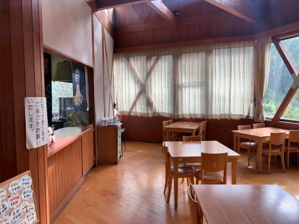 森の館 食堂
