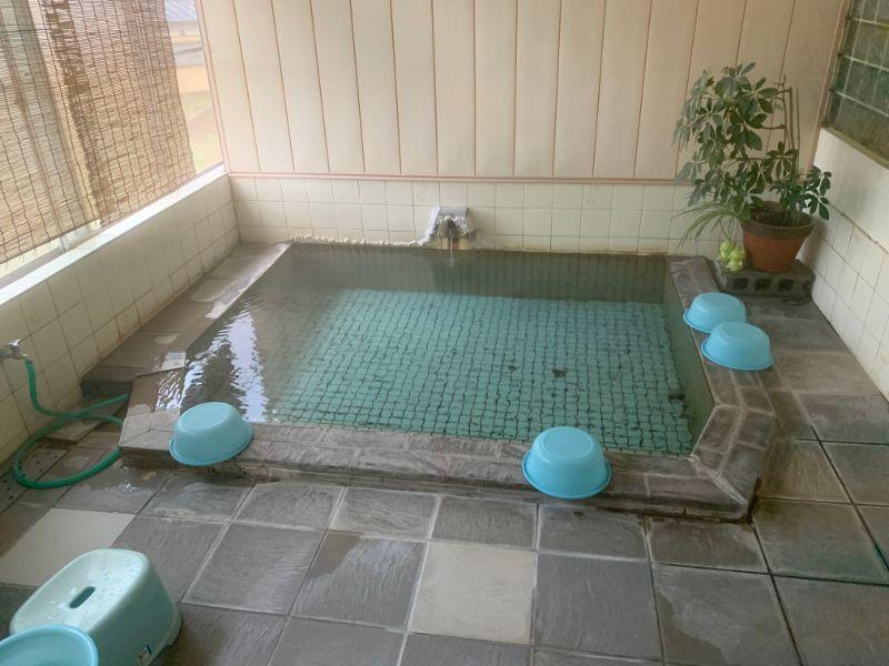 赤倉温泉 いづみ荘 浴室