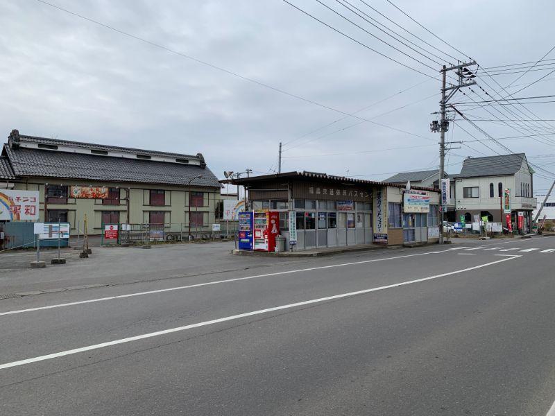 福島交通保原バスセンター