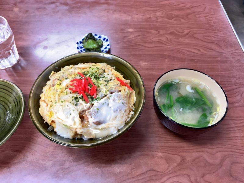 色麻町 丸美食堂 カツ丼