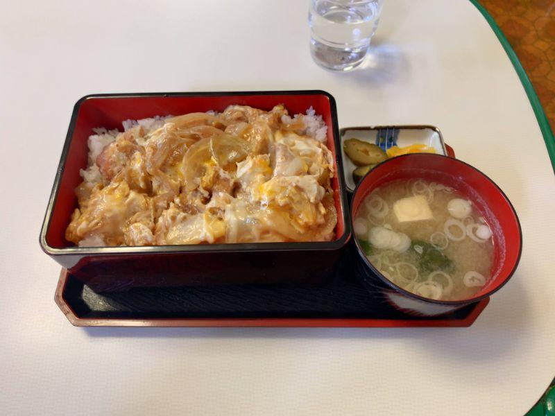 三平食堂 かつ丼