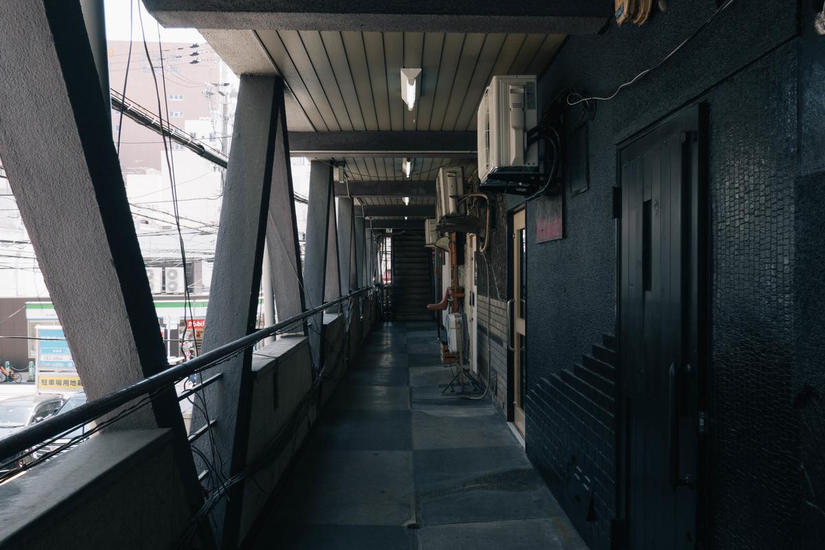 写真:アメ村の三ツ寺会館